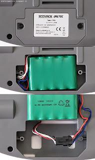 Ecovacs Imetec 8102 Deebot CR110, batteria