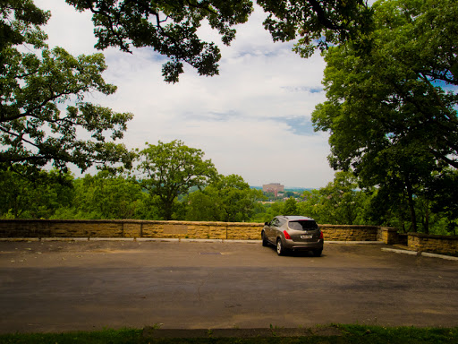 Sunset Point at Hoyt park in Madison WI