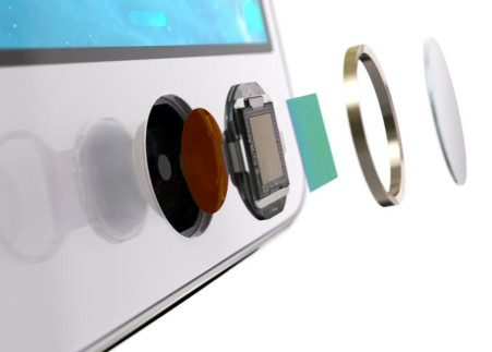 iphone 5s touch id, touch id, iphone 5s fingerprint sensor