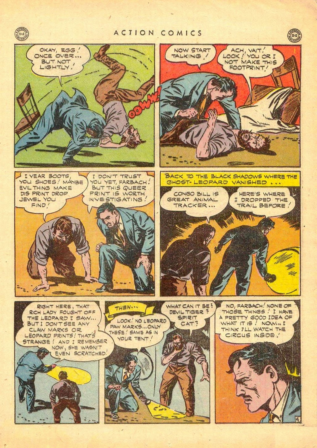 Read online Action Comics (1938) comic -  Issue #77 - 36