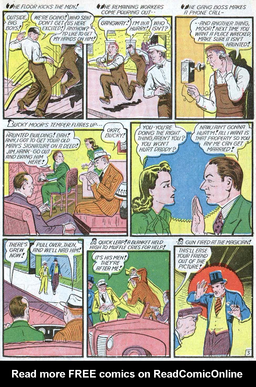Read online Action Comics (1938) comic -  Issue #40 - 59
