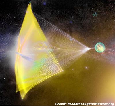 Stephen Hawking's Plan To Hunt For Aliens