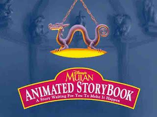 Disney's Animated Storybook - Mulan