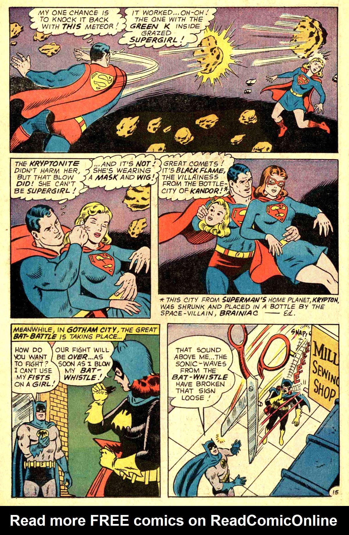 Read online World's Finest Comics comic -  Issue #169 - 22