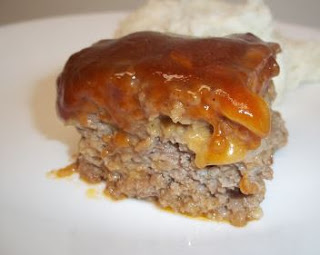 COPYCAT RECIPE FOR CRACKER BARREL MEATLOAF