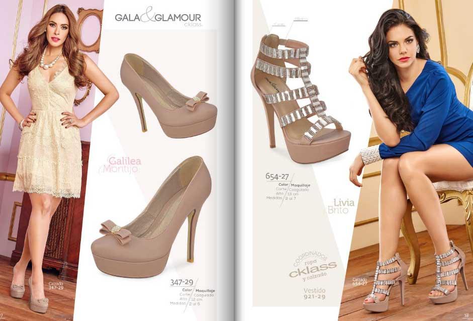 7395c32d7a9 Catalogo Gala y Glamour cklass otoño invierno 2015. cklass. catalogo de  cklass. zapato elegante cklass