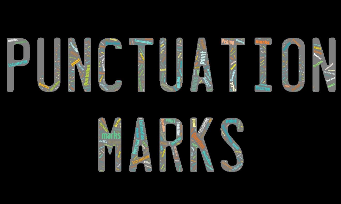 kingston university usa blog  esl lesson  punctuation marks