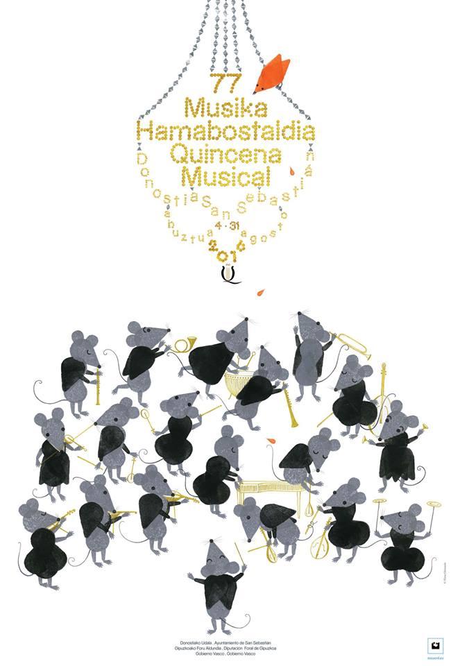 La Quincena Donostiarra ofrece el Te Deum de Berlioz y Don Giovanni entre más de 70 eventos