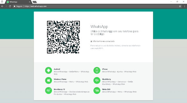 WhatsApp Web no PC