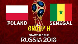 Poland vs Senegal Live Streaming online Today 19.06.2018 World Cup 2018