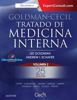 Goldman-Cecil. Tratado de Medicina Interna - 25 Edicion