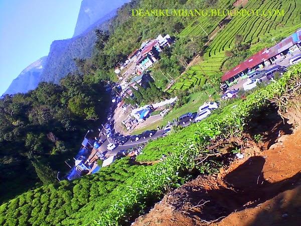 Lokasi Taman Wisata Alam Telaga Warna Puncak Bogor