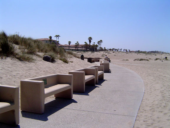 10 Of The Most Wheelchair Accessible Beaches In The World - California, USA