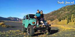 paket wisata open trip atau gabungan gunung Bromo