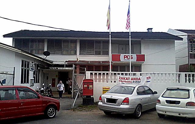Mutu Perkhidmatan Pejabat Pos Malaysia