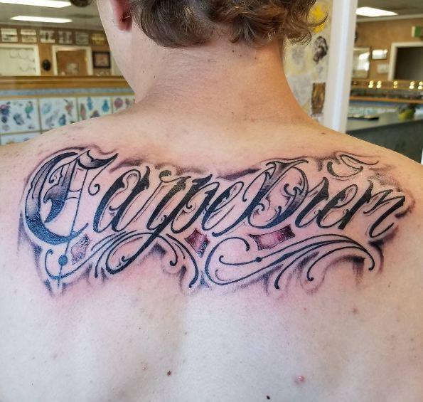 Carpe Diem Tattoos