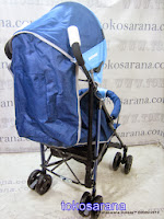 Kereta Bayi BabyDoes CH204 Buggy 4