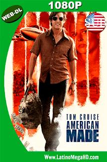 Barry Seal, sólo en América (2017) Subtitulado HD 1080P - 2017