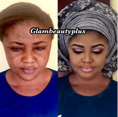 nigerian makeup artists
