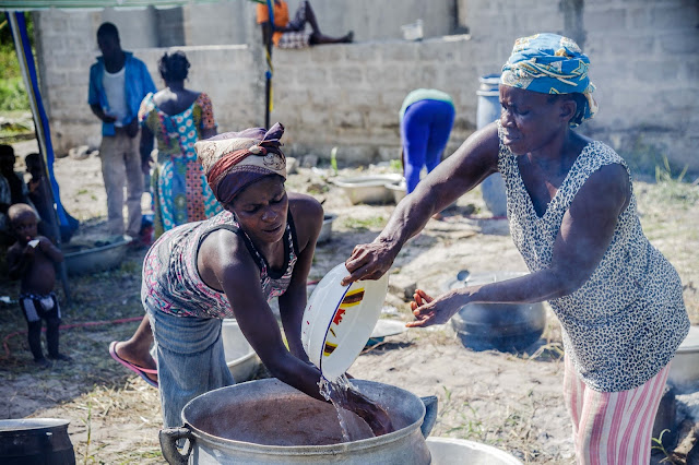 ガーナ cooking ghana 料理