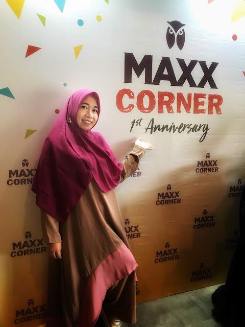 MAXX Corner Celebrate 1st Anniversary - 1st September 2018