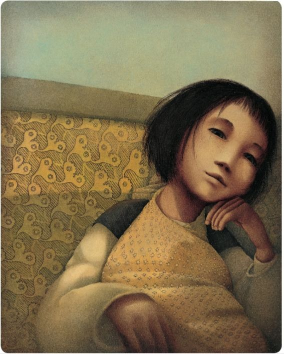 Rebecca Dautremer Alice