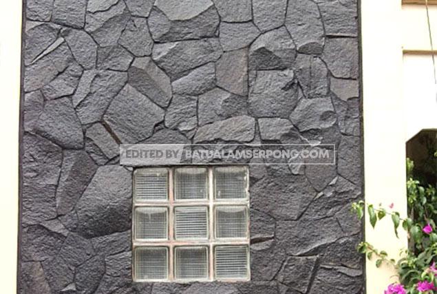 batu acak dinding murah