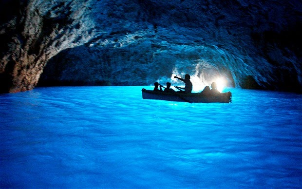 Karst Worlds: Italy Outrage Over Plot To Commercialise