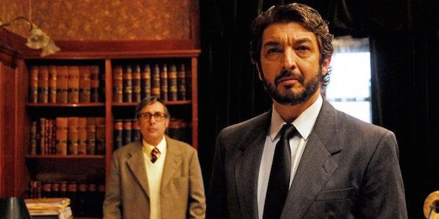 dos protagonistas de la película