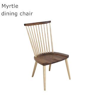 【DC-K-135】マートル dining chair