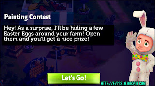 farmville2countryescape, easter bunny costume, green button