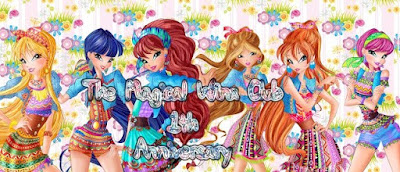 The Magical Winx Club 2°nd Anniversary !!!