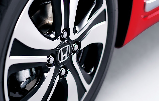 2013 Honda N-One Rims