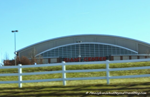 The Giant Center in Hershey Pennsylvania