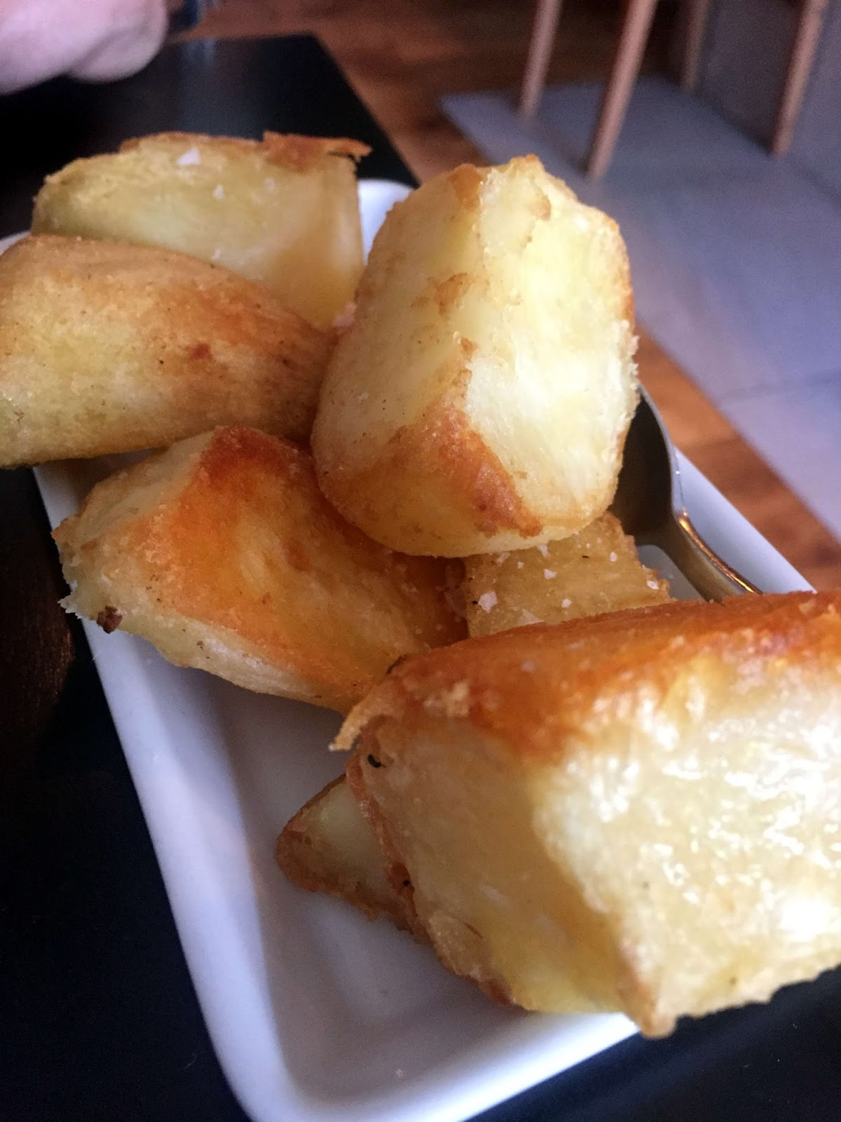 Stitch & Bear - Craft - Duck fat roasties
