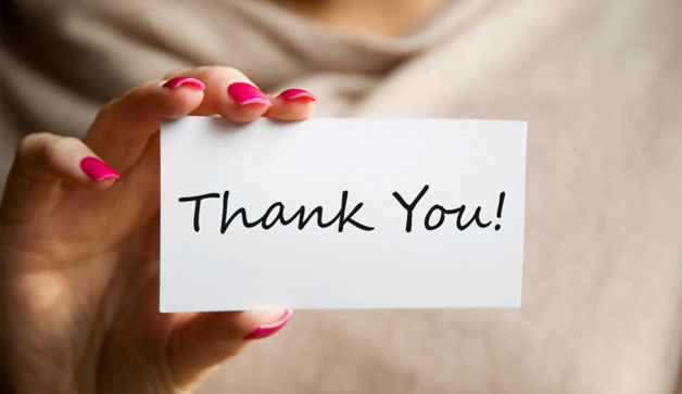 12 ways to say thank you and to show appreciation thank you wording