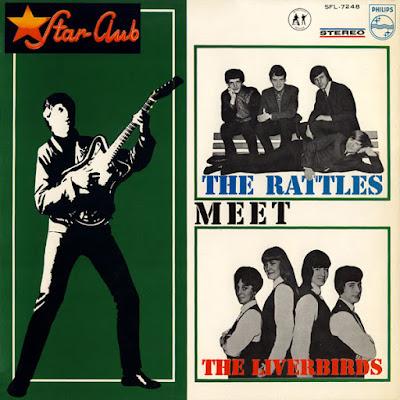 The Rattles meet The Liverbirds (Star-Club JP)