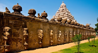Image result for Kailasanatha temple in Kanchipuram
