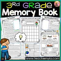 3rd-grade-memory-book