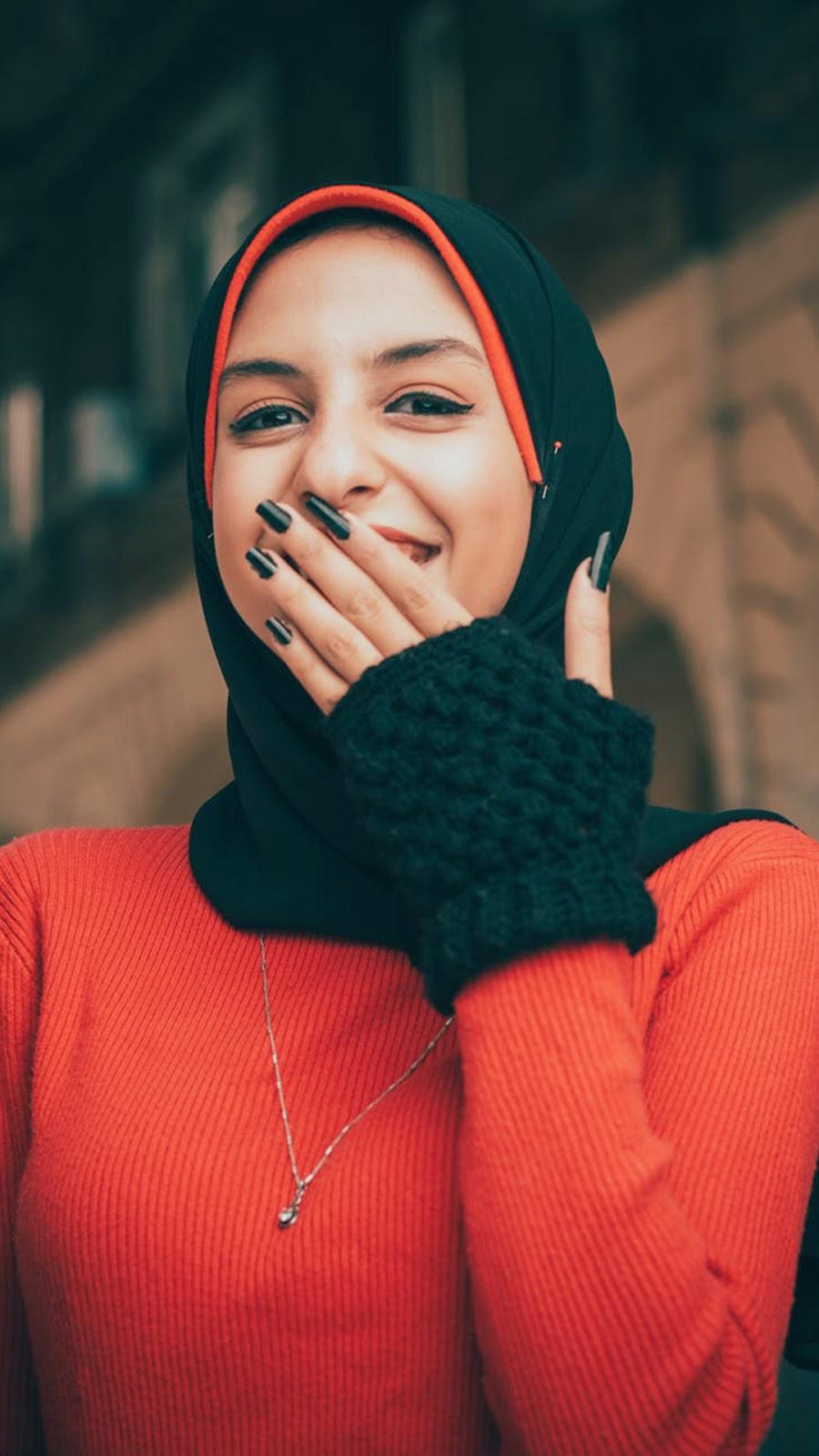 jilbab kekinian cantik dan imut