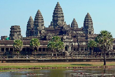 Siem Reap, Kamboja