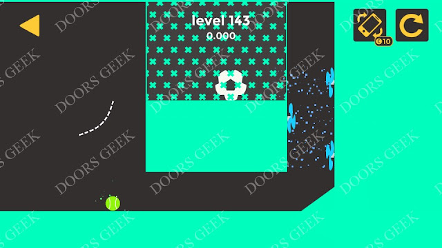 Ball & Ball Level 143 Solution, Walkthrough, Cheats for android and ios