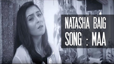Maa Lyrics By Natasha Baig (Mother's Day Special) | Pak Music