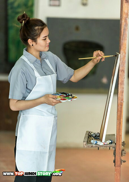 Painting workplace