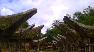 Ke'te' Kesu' Toraja Utara