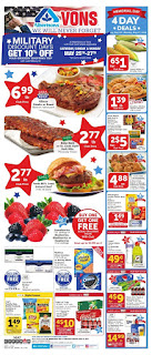 ⭐ Vons Ad 5/22/19 ✅ Vons Weekly Ad May 22 2019