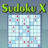 Online Sudoku X Puzzle