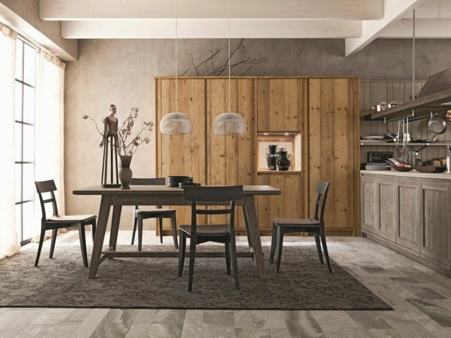 15 elegant minimalist kitchen designs with modern kitchen for Minimal home mobili