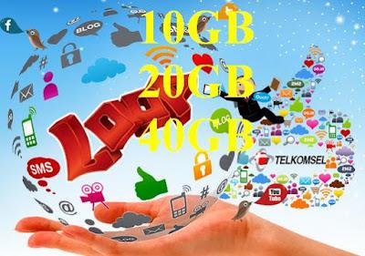 Cara Mendapatkan Kembali Paket Sakti Loop 10GB 65 Ribu, 20GB 120 Ribu, 40GB 200 Ribu