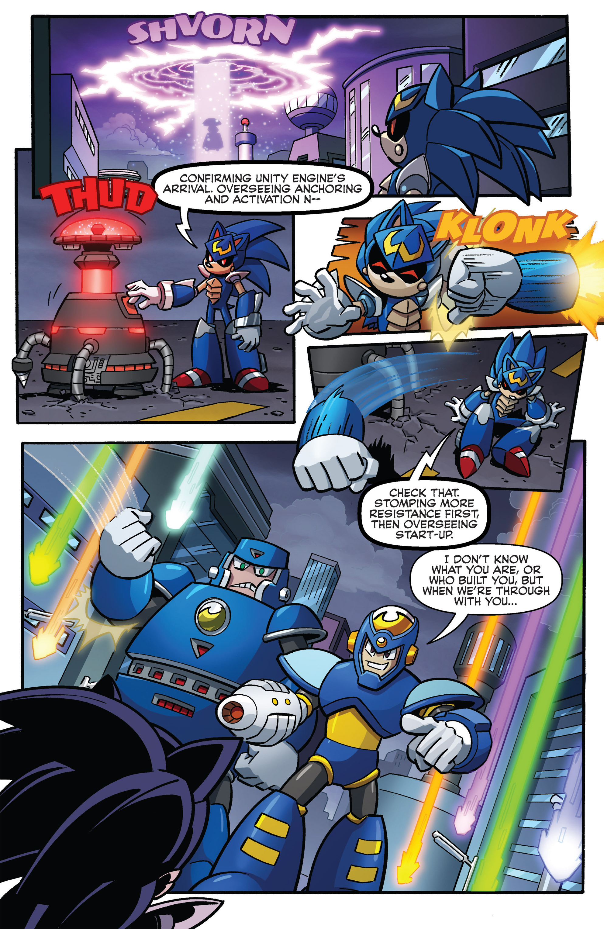 Read online Sonic The Hedgehog comic -  Issue #273 - 6
